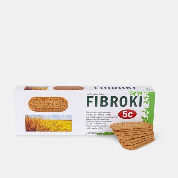 Fibroki 5C Biscuits
