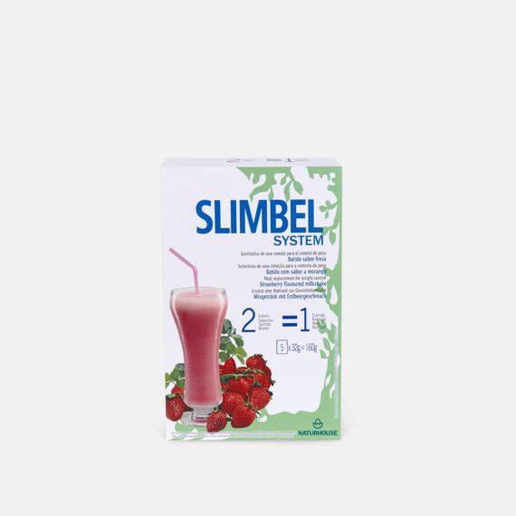 Slimbel System Strawberry Shake